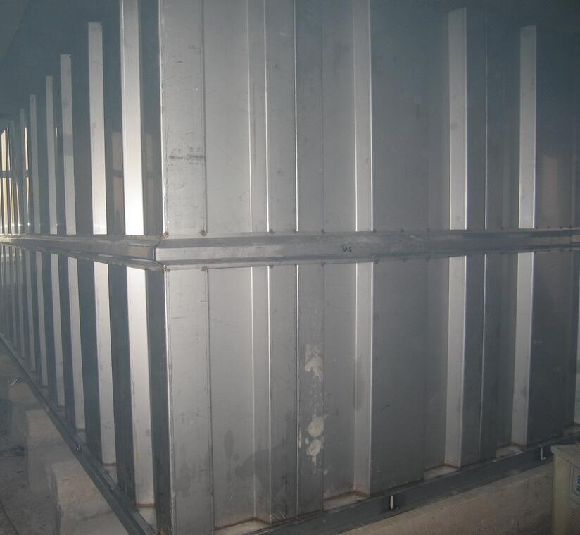 贵州不锈钢波纹板水箱